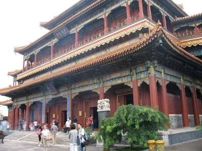Lama Temple, Beijing, 2008