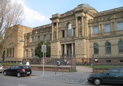 Städel Museum in Frankfurt