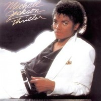 Michael Jackson - Thriller album cover