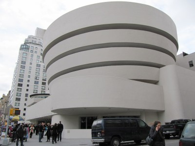 Guggenheim Museum, New York, 2009