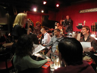 Maria Schneider at the Jazz Standard