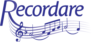 New Recordare logo