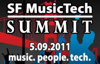 SF MusicTech Summit 5.09.2011 music.people.tech