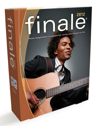 Photo of Finale 2012 box