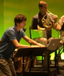 Mason Bates at the Cabrillo Festival of Contemporary Music