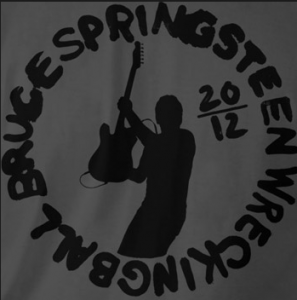 Bruce Springsteen Wrecking Ball 2012