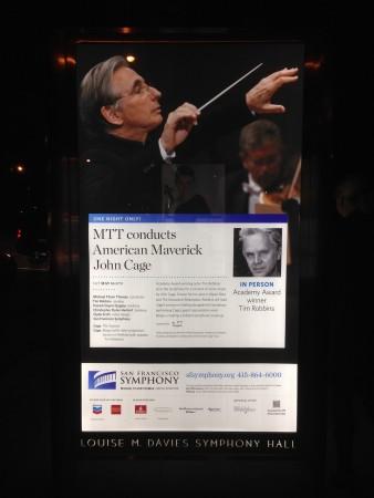 MTT conducts American Maverick John Cage