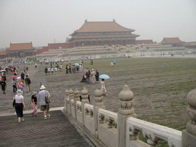 Forbidden City, Beijing, 2008