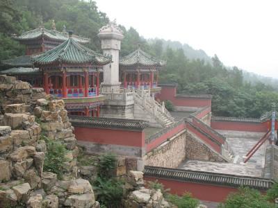 Longevity Hill, Summer Palace, Beijing, 2008