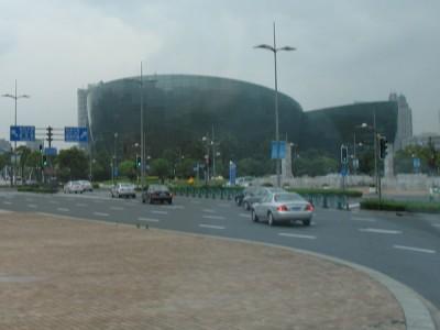 Shanghai Oriental Arts Center, 2008