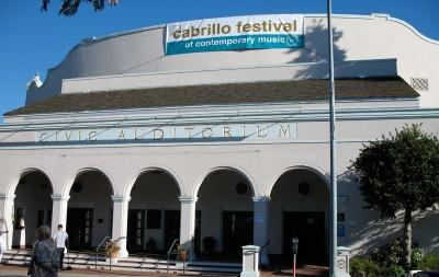 Cabrillo Festival 2008 at Santa Cruz Civic Auditorium